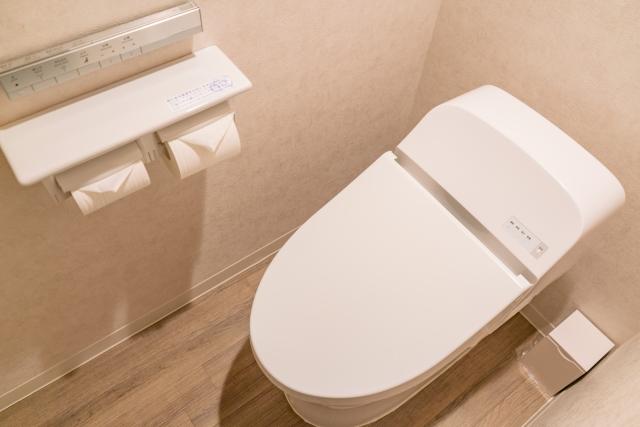 トイレ除菌清掃